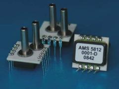 Pressure Sensor AMS5812 With I2C or Voltage Output