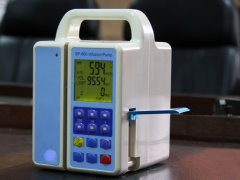pressure sensors for infusion pumps