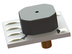 Uncompensated Pressure Sensor for Harsh Applications Gauge Absolute 500 psi
