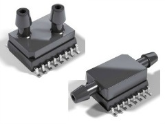 ultra low gauge and differential board level pressure sensors
