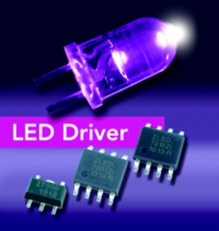 led drivers from ZMD